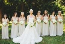 Wedding dresses / by Kristen Spencer