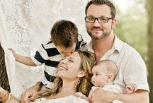 Family Portrait Inspiration / by Jenn Hughes