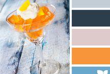 Color Palettes / by Shauna C