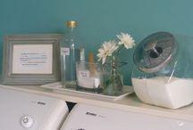 Laundry room ideas / by Lisa Hansen