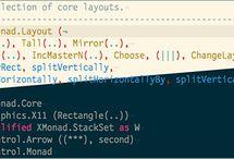 Code Color Schemes / Color schemes for IDEs, terminals, etc. / by Christopher Su