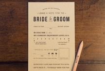 Wedding planning / by Jennifer Dresch