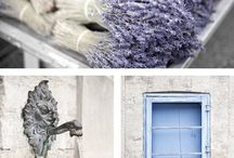 Colors: Lavender/Lilac/Purple / by Jolanda van Pareren