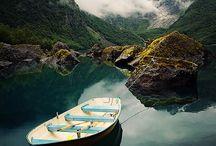 Beautiful Places / by Juli DeVries