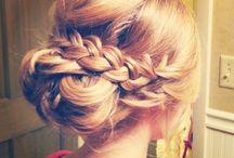 Wedding hair  / by Donisha Boswell