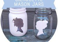 Mason Jar Awesomeness / by Rae Hoffman