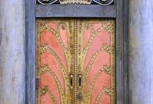 doors / by Sarah Jane Hibbett