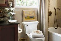 Bathrooms / by Carolyn Steele
