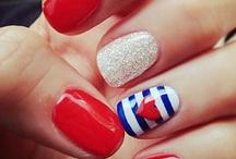 Nails / by Becca Rinehart