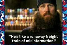 duckdynasty / by Pat Williams