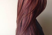 Hair Style and Color / by Holly Steen