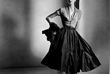 1950's fashion is my favourite / The great 1950's style / by Lisa Vogt