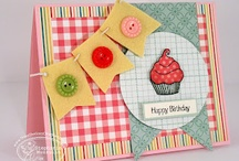 Cupcake Mix 'n' Match / by There She Goes Clear Stamps
