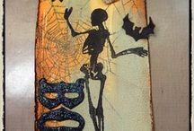 Halloween Cards & Tags / by Debra Caesar