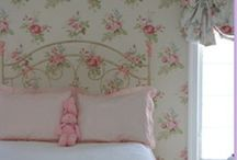 Girls' rooms / by Amy Arrowsmith