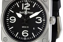 Bell & Ross Watches / by JomaShop Luxury Watch Store