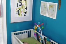 Nursery  / by Michelle (Mkokopelli) Lloyd