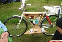 Bike upgrades / by Pauline Fallon