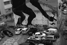 Street Art / by Paper Titans