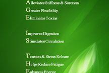 Massage therapy / Chiropractic / by Jovanna Roman
