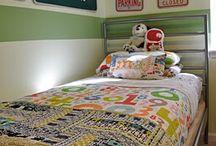 Boys Room ideas / by Emily Wolfenbarger