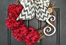 Wreaths / by Kelly Chatman-Smith