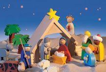 Nativity / by Lýdie Birkeová Mrázová