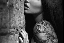 Tattoos / by Miranda Cross
