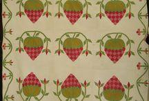 Quilt Antique Applique / by Pat Sloan