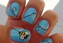 nails, nails and more nails / by Monica Petruskavich