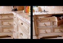 Cabinet Storage / by Christy Davis