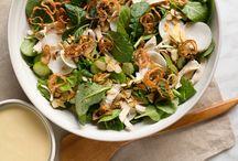 salad / by Brandon / Kitchen Konfidence