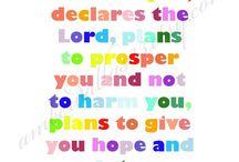 Bible!  / by Ashley Edwards