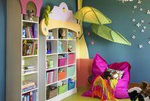 Evie's room / by Heidi Shiner