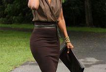 Business Attire / by Nicole Mitchell
