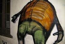 Street Art / by AntiQueda Surfwear