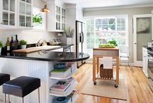 Future Kitchen Plans / by Jennifer Toller