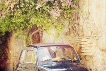 cute cars / by Kathy Ross