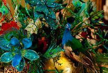 Peacocks!!!  / by Jordan Weilbrenner