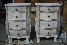bedside tables / by 4 the love of WOOD