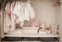 baby organization ideas / by Katie Fassl