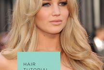 Hairstyles / by Amanda Dycus
