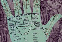palmistry / by Tonya Ricucci