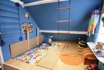 Playtime  / Kids & baby rooms / by Kristy McALlister