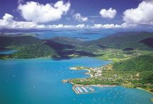 Whitsundays / by Latitude Travel Services