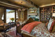 Cozy places / by Trish Robinson