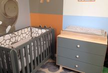 Neutral Nurseries / Furniture and design ideas for beautiful neutral nurseries. / by Bel Bambini