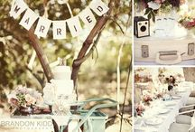 wedding indoor ideas / by KRYSTAL HOGAN