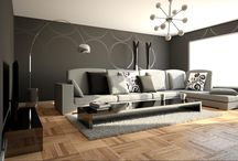 Living Room 2.0 / by DIY Budget Weddings