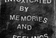 Memory ⇦⇦⇦Rewind⇦⇦⇦ / by Dawn ~